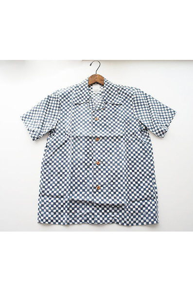 DUKE-SHIRT-SS-CHECKERBOARD